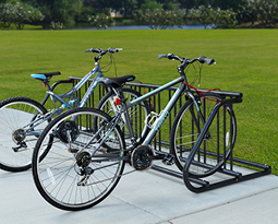 Outdoor Bike Racks