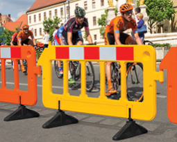 Barriers & Crowd Control