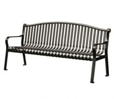 Cassidy™ Arched Back Bench