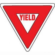 Yield - Triangle Sign