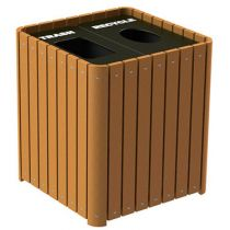 Imperial Slim Slatted Recyclers