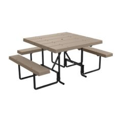 BarcoBoard™ Square Wheelchair Accessible Picnic Table